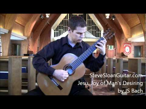 Steve Sloan: Jesu, Joy of Man