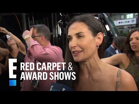 Thumbnail: Demi Moore Talks Awkward Intimate Scenes With Zoe Kravitz | E! Live from the Red Carpet