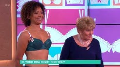 Correctly Fitting Bras for Small Boobs | This Morning