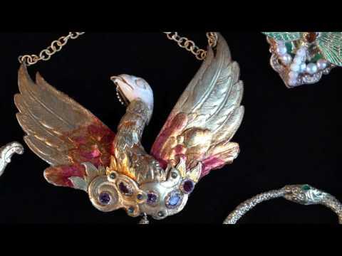 John McRae's Incredible Paper Jewelry