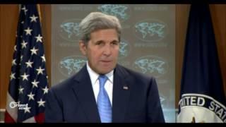 الولايات المتحدة وروسيا.. على خطى بعضهما لاتمام عملية السلام المزعومة بسوريا