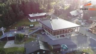 Kontrolní videodokumentace po rekonstrukci lanovky