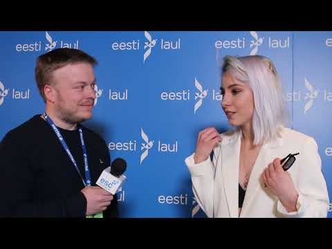 ESCBubble chat to Iiris ahead of the Eesti Laul 2018 Final
