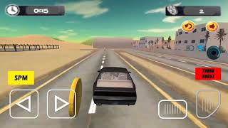 KR: The KITT Game ( Knight Rider Android Game ) TRAILER