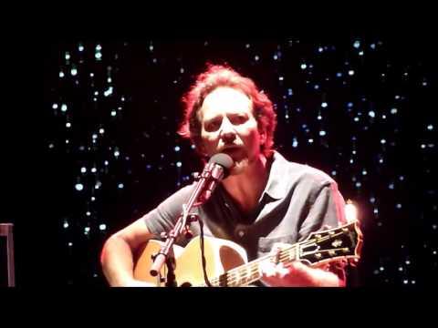 Eddie Vedder - The Ohana Festival (Aug 27, 2016)