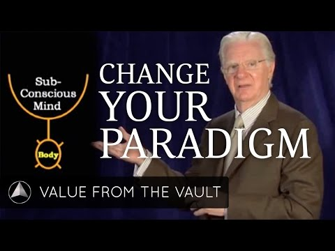 How to Change a Paradigm