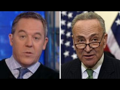 Gutfeld: Chuck Schumer hits the panic button