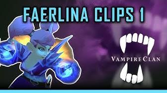 Ohhgee [vampire clan] - Faerlina Clips 1