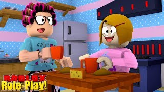 Roblox Roleplay - Baby Alive Morning Routine with Grandma