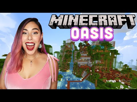 Visiting My Old Minecraft Oasis World 5 Years Later