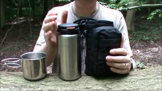Bushcraft Brew Kit Cook Kit Updated Version.wmv