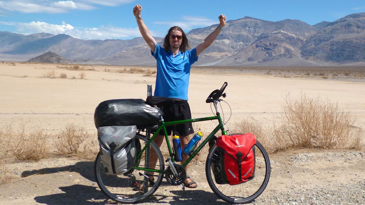 Bicycle Touring Definition
