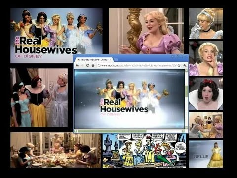 The BEST Of The Real Housewives Of Disney
