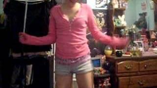 Cassie dancing