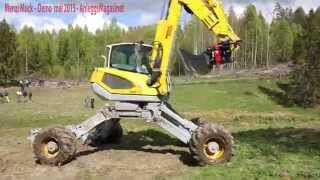 MM TV | M545 Demo Skien NO 2014