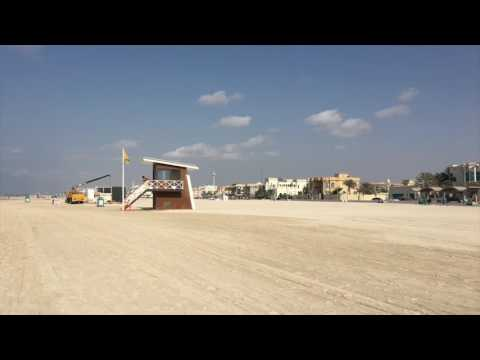 smart changing rooms on Dubai beaches