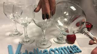 Набор бокалов для вина Bistro Pasabahce 275 мл - 6 шт 44411 - видеообзор Videlka.com.ua