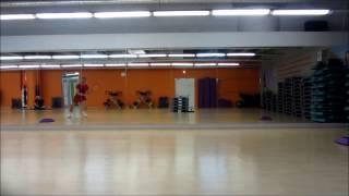 Danik/ Tennis 2017/ Workout (music Loreen – Statements)