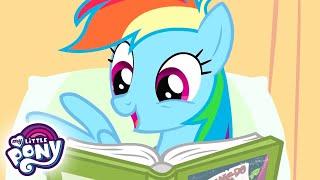 My Little Pony en español  Ardua lectura | La Magia de la Amistad | Completo