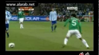 vuclip عصام الشوالي ملخص مباراة الارجنتين والمكسيك 2010.flv