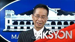 Sabwatan sa ICC laban kay Duterte?