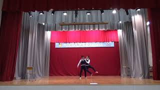 Publication Date: 2021-01-20   Video Title: 第37屆舞動香江大賽冠軍:「同桌同學」