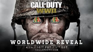 Call of Duty WWII Reveal Reaction Rant