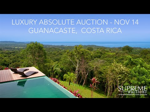 4 Eco-Luxury Homes For Sale In Guanacaste Costa Rica [Auction Nov. 14th]