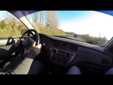 Mitsubishi Lancer Evo 8 Turbo Sound (TUNED)