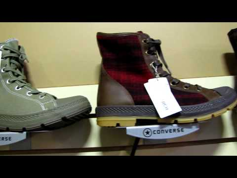 Converse Shoes: New Outsider Boots Pt.1
