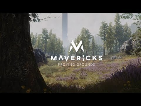 Mavericks Proving Grounds - 400 Player Battle Royale Game Gets a Teaser Trailer