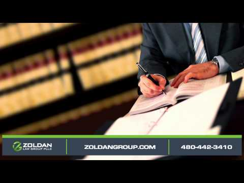 Phoenix Scottsdale Employment Law Attorney - 480-442-3410 - The Zoldan Law Group PLLC - Tempe Tucson
