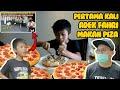 - PERTAMA KALI PEMULUNG UMUR 10 TAHUN INI MAKAN PIZZA | EGO ADRIANO