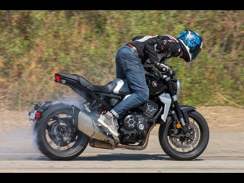 Honda CBR | First Ride Review