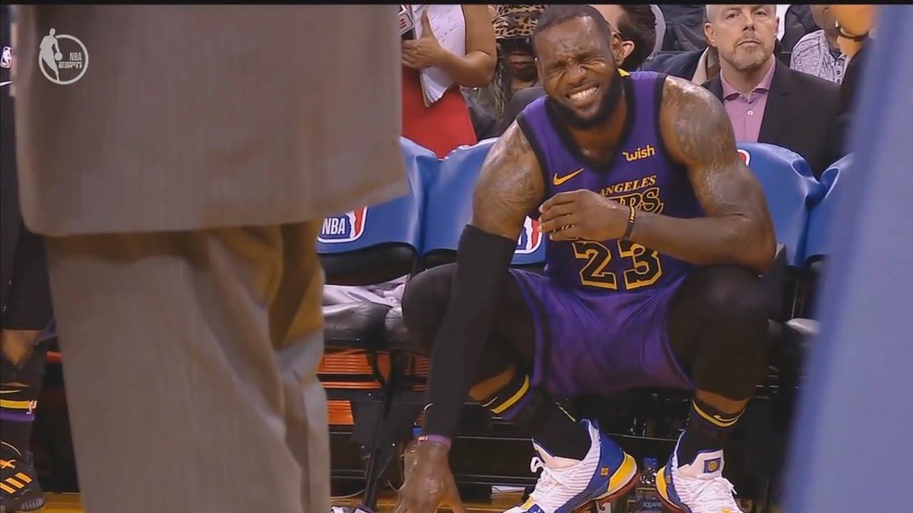 Worst NBA Injuries of the 2018-2019 Season - Part 1