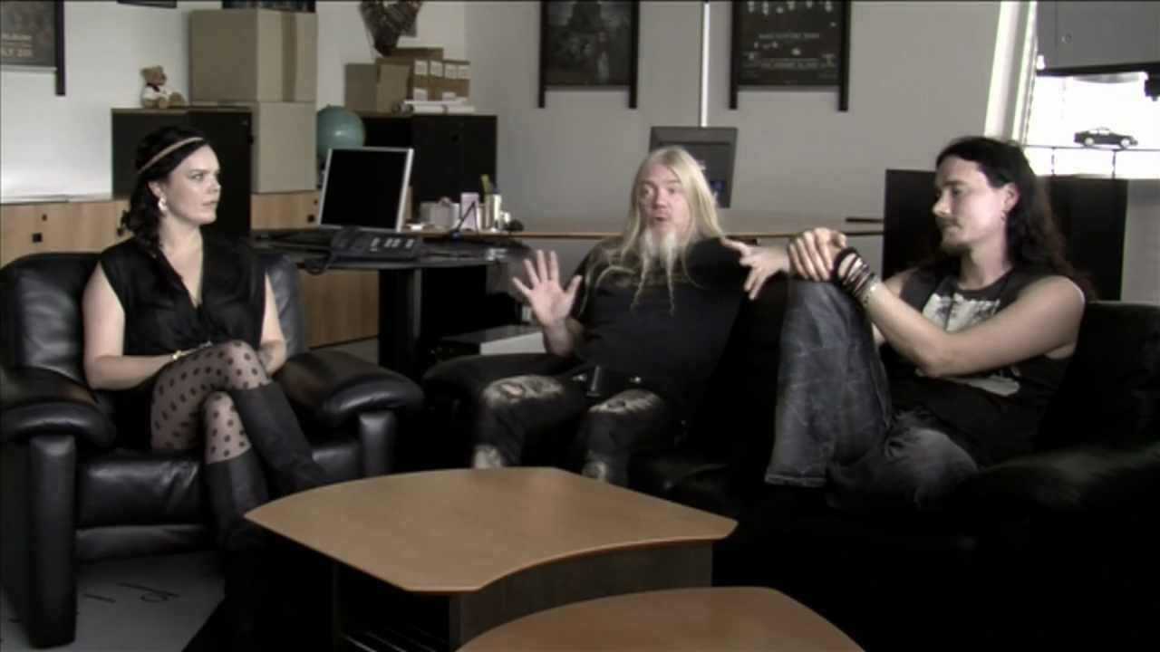 NIGHTWISH — Imaginearum listening session impressions (OFFICIAL BEHIND THE SCENES)