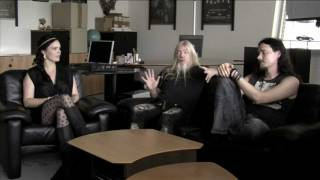 NIGHTWISH - Imaginearum listening session impressions (OFFICIAL BEHIND THE SCENES)