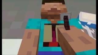 surgeon simulator 2013 in minecraft - animation