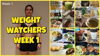 Weight Watchers Week 1 | Mai's Journey to Fitness | Sub. Español