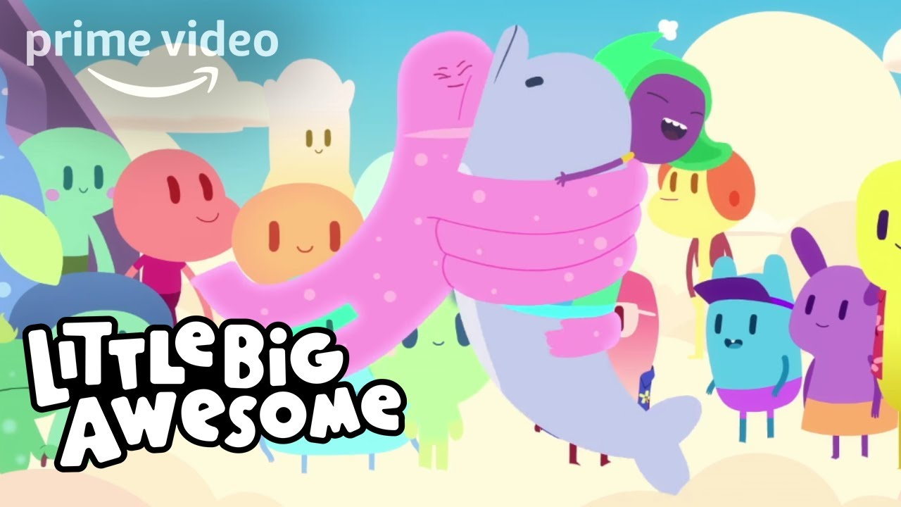 Download Little Big Awesome Season 1, Part 2 - Official Trailer I Prime Video Kids