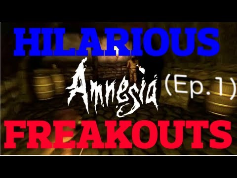 Hilarious Amnesia Freakouts: Episode 1