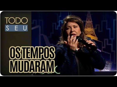 Os Tempos Mudaram   Roberta Miranda - Todo Seu (09/08/17)