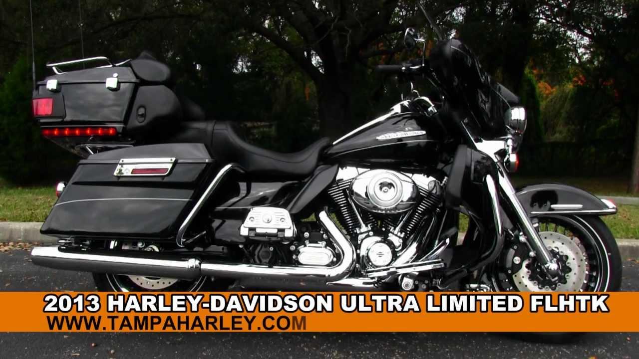 Harley Davidson Flhtk For Sale