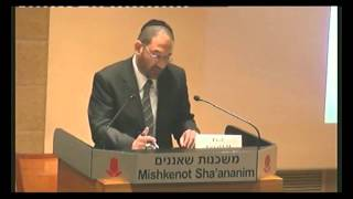 Best Practices, Book Launch; Part 5:  Rephael H. Ben-Ari,  July 2012