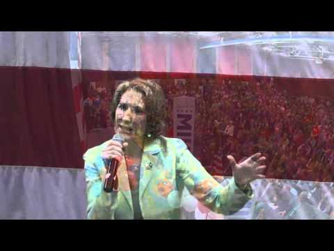 Carly Fiorina speaking at campaign event for US Sen. Mike Lee