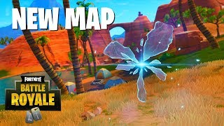 SEASON 5 IS HERE!! NEW MAP, NEW GOLF CART, SHOTGUNS ARE FIXED!? (Fortnite PS4 Gameplay)