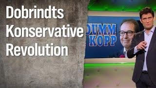 Christian Ehring: Alexander Dobrindts Konservative Revolution