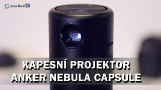 Anker Nebula Capsule: Domácí kino nacpané do plechovky od Coca Coly! (RECENZE #798)