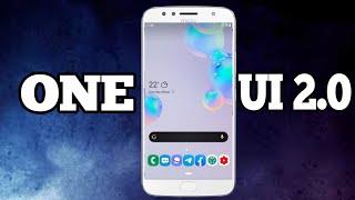 Tela Inicial Da Samsung Em Qualquer Android ( One UI 2.0) •Sem Root•