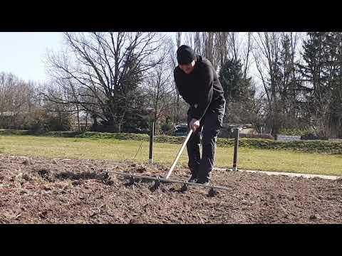 Die Bodenbearbeitung geht weiter